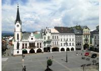 Trutnov - procházka historickým centrem