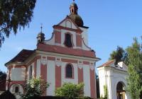 Kostel sv. Václava Deštná, Dubá