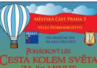 Pohádkový les - Barrandov Praha
