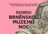 Muzejní noc - Uměleckoprůmyslové muzeum Brno