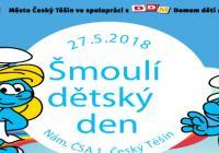 Šmoulí den dětí - Český Těšín