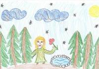 Den dětí s večerníčkem - Jiráskovy sady Litoměřice