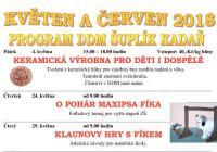 Den dětí - Smetanovy sady Kadaň