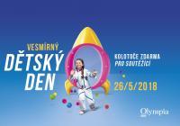 Den dětí - Olympia Brno Modřice