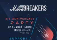 MoveBreakers 3rd Anniversary & Hard to Frame & Le Petit Nicolas