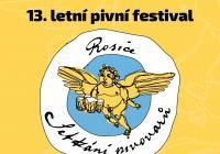 Letní pivní festival na zámku Rosice