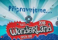 Wonderland festival v Praze