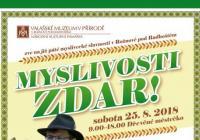 Myslivosti zdar - Valašské muzeum v přírodě Rožnov pod Radhoštěm