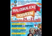 Maloskalické posvícení - Česká Skalice