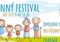 Rodinný festival na Kampě