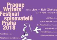Festival spisovatelů v Praze