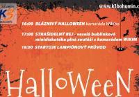 Halloween v Bohumíně