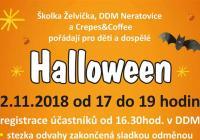 Halloween s lampionovým průvodem - Neratovice