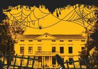 Halloween - Zámek Lešná u Valašského Meziříčí