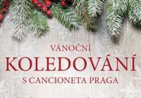 Vánoční koledování s Cancioneta Praga - Praha