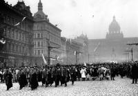 28. říjen / Výstava k vyhlášení samostatného československého státu