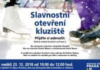 Kluziště - Praha 5