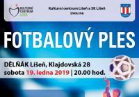 Fotbalový ples - Brno Líšeň