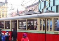 Betlémská tramvaj - Brno