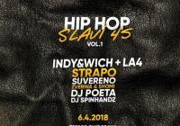 Hip Hop slaví 45 vol.1