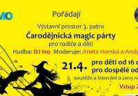 Pálení čarodějnic - Obchodní centrum Letmo Brno