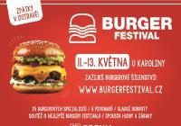 Burger festival Ostrava 2018