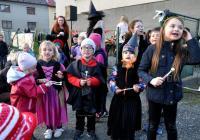 Pálení čarodějnic - Velká Bystřice