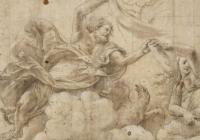 Kresby starých mistrů ze sbírky Arcibiskupství olomouckého