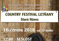 Country festival Letňany - Praha