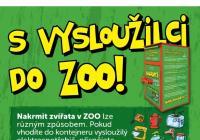 S vysloužilci do Zoo Plzeň