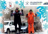 Půlvánoční běh Olomoucí