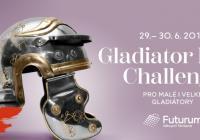 Gladiator Race Challenge - Futurum Hradec Králové
