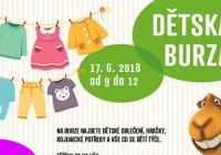 Burza dětského oblečení a potřeb - Oaza Kladno