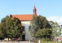 Kostel Nejsvětější Trojice s loretou