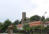 Hřiště pod hradem Žebrák, Točník
