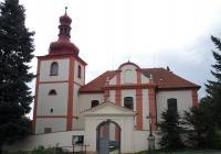 Kostel sv. Mikuláše, Zbiroh
