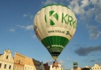 Balóny nad Telčí