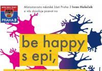 Be happy s epi - Praha