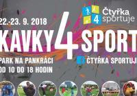 Čtyřka sportuje - Park Na Pankráci Praha