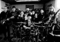 Hudba Praha band - 25.narozeniny klubu