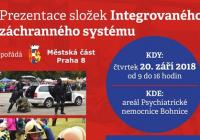 Prezentace složek Integrovaného záchranného systému - Praha