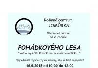 Pohádkový les - Praha Podlesní