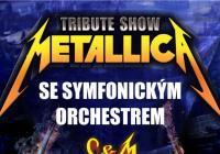 Metallica Show se symfonickým orchestrem v Praze