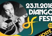 Django Fest / Helemse, Ek Balam Trio, Jan Polyak a hosté, Lopezovci
