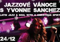 Jazzové Vánoce: Yvonne Sanchez