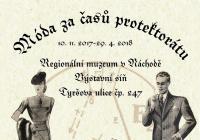Móda za časů protektorátu