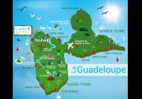 Guadeloupe – ostrov Karibských draků