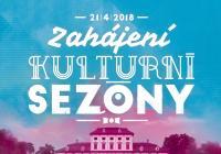 Zahájení sezóny - Zámek Červený Hrádek u Jirkova