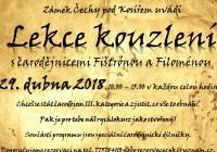 Čarodějnice na zámku Čechy pod Kosířem
