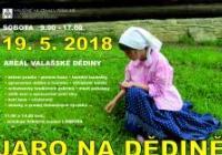 Jaro na dědině - Valašské muzeum v přírodě Rožnov pod Radhoštěm